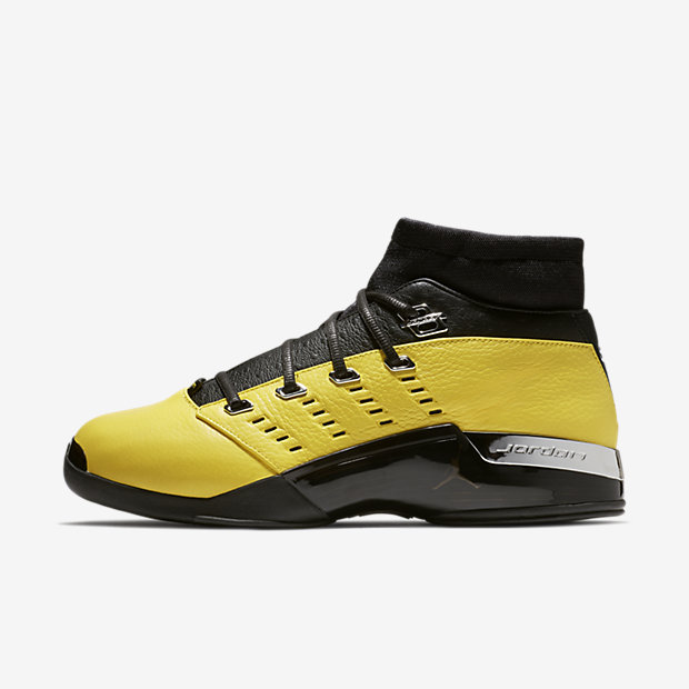 Air Jordan 17 Retro Low SoleFly Alternate Lightning
