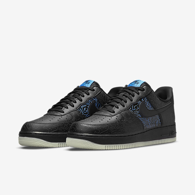 """Air Force 1 '07 """"Computer Chip"""" x Space Jam: A New Legacy  [4]"""