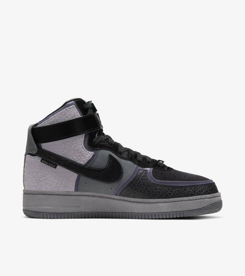 Air Force 1 High A Ma Maniere [2]