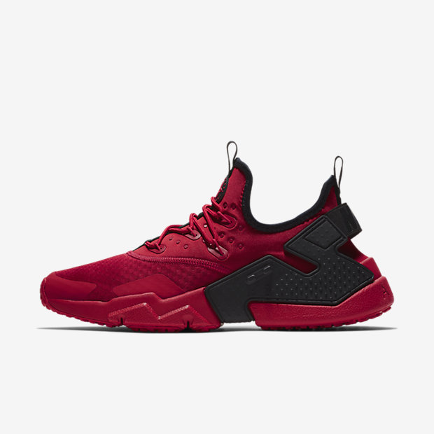 Air Huarache Drift Gym Red Black