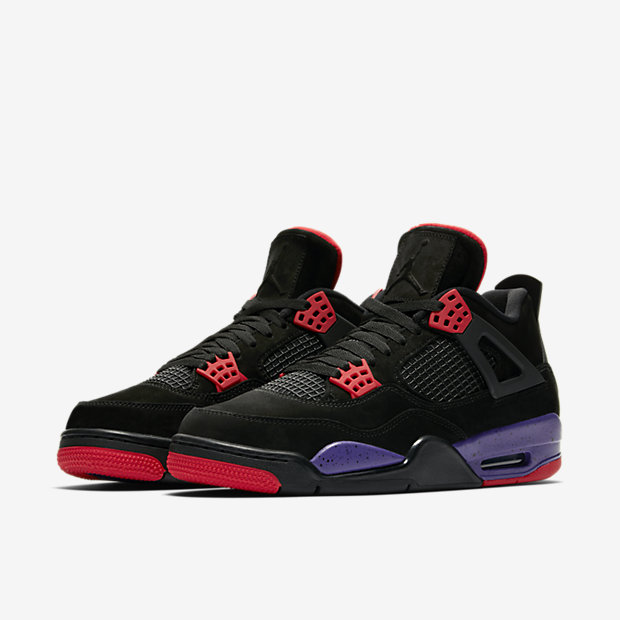 Air Jordan 4 Retro Raptors [4]