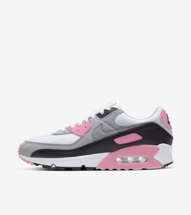 Air Max 90 Rose/Particle Grey [1]