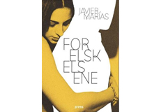 Bok: Forelskelsene av Javier Marias.