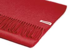 Klassekampen-skjerfet i 100% ull med diskrét påsydd logo
