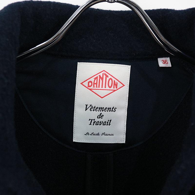 DANTON / ダントン ウールモッサジャケット