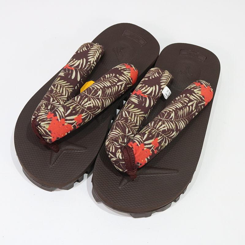 x Suicoke / Thong Sandal ビブラムソールトングサンダル