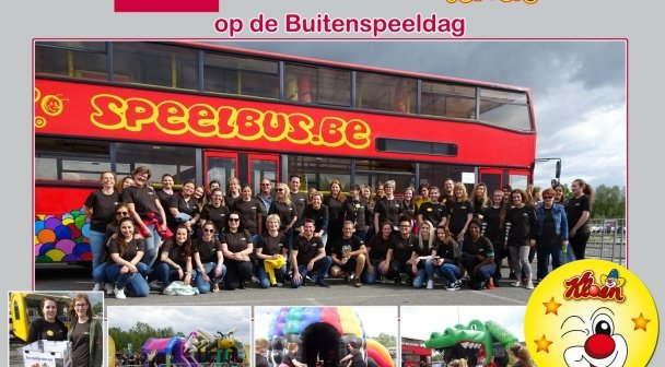 JBC Kuurne Ring Shopping Buitenspeeldag