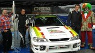 Rally Team DEPA Motorsport steunt Kloen