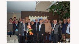 Ambassador Club Izegem schenkt cheque 1000 € aan Kloen