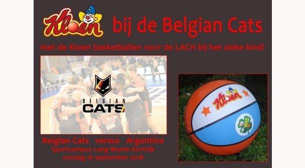 Belgian Cats met een hart voor Kloen