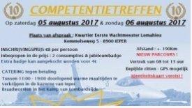 10de Competentie Motortreffen 2017