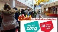 Dag van de Zorg Sint-Andriesziekenhuis Tielt