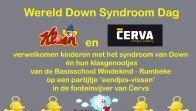 WereldDownSyndroomDag Windekind Cerva