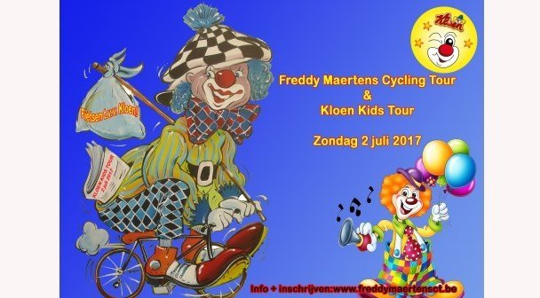 Kloen Kids Tour 2017