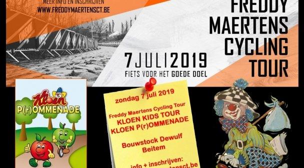 KLOEN KIDS TOUR en P(r)OMMENADE 2019