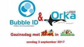 Gezinsdag Bubble-ID en Orka
