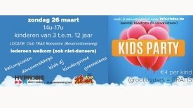 Kloen op Kids Party - Hypnosis Dance Academy