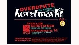 Kerstmarkt Rumbeke 2017