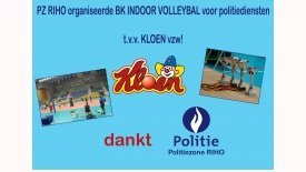 BK Indoor Volleybal voor politiediensten