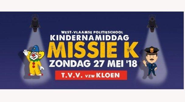 West-Vlaamse Politieschool - Missie K tvv Kloen