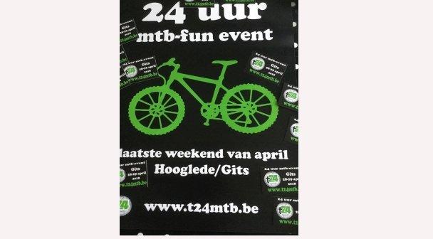 24 uur MTB Marathon