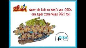 ORKA Zomerkamp 2021