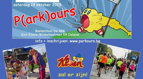 P(ark)ours 2019