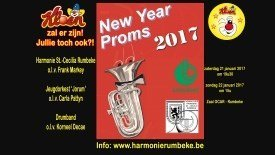 Kloen op New Year Proms Rumbeke