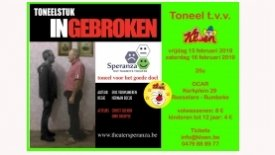 Theater Speranza - 'Ingebroken'