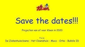 Kalender Kloen 2020
