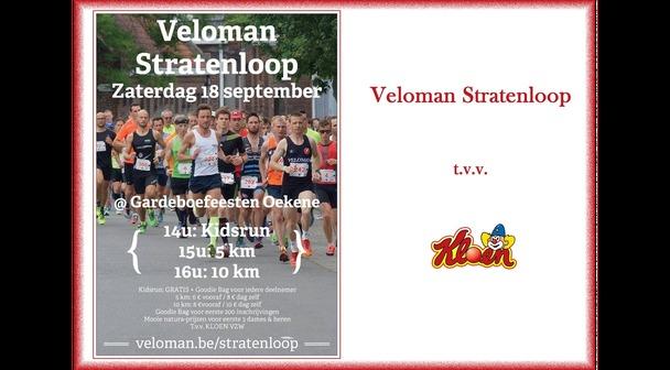 Veloman Stratenloop 2021