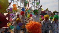 Kloen Clownparade Wereldrecord