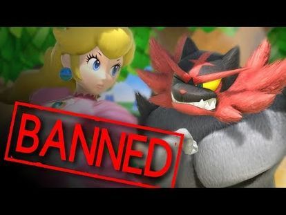 Banned Stages in Super Smash Bros  Ultimate - 00:00-12:10 - Wed Jan