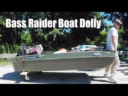 Pelican Bass Raider Boat Dolly Modifications 00 00 10 15 Tue Oct 09 2018 11 45 57 Am