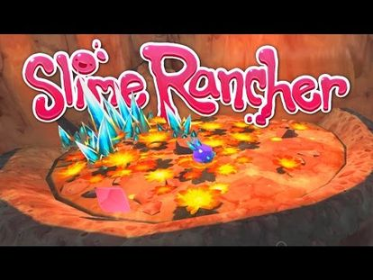 Slime Rancher - Lava Dust and Largo Creation! - Lets Play
