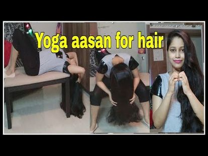 Baba Ramdev Yoga aasan for fast hairgrowth|Inversion method of  hairgrowth|Hairgrowth tips & exercise - 00:00-3:23 - Thu Sep 06 2018  12:40:51 PM