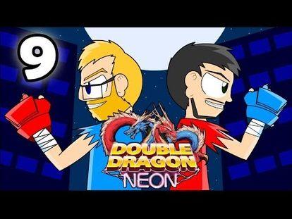 Weekend With Crendor Double Dragon Neon Part 2 00 00 21 13