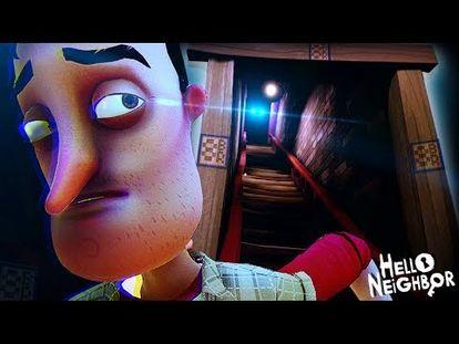 8-bitryan - gaming - hello-neighbor-story-mode video Kloojjes - New