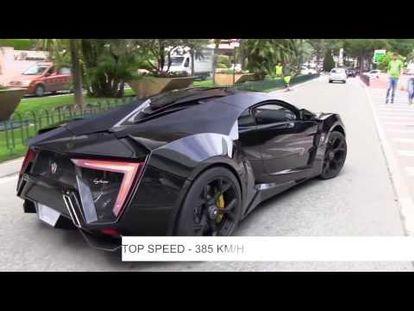 Bugatti Veyron Hypersport lykan hypersport vs bugatti veyron - twinrev - 00:00-1:15 - tue oct
