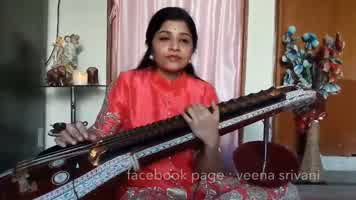 Bahubali music notes amazingly performed by veena srivani | Must