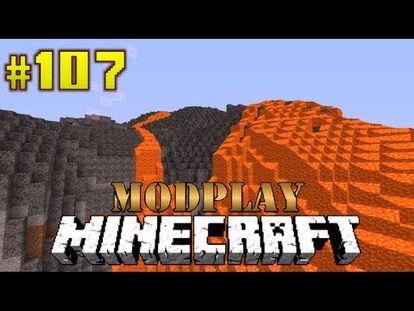 Vulkangebiete Minecraft Modplay Deutsch YouTube - Chaosflo44 skin fur minecraft pe