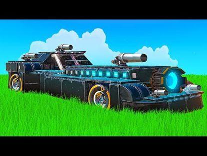 BUILD THE BEST JAMES BOND CAR CHALLENGE! - Trailmakers - 00