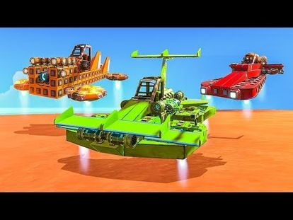 WHO HAS THE BEST HOVERCRAFT CHALLENGE!? - Trailmakers - 00:00-19:07 - Tue  Jun 26 2018 6:50:39 AM