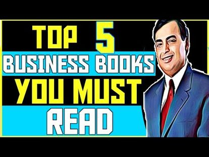5 Best Business Books You Must Read