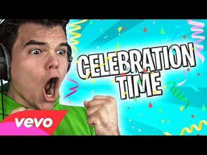 CELEBRATION TIME - Jelly (Songify by Schmoyoho) - 00:00-2:59 - Tue Jan 29  2019 7:16:40 AM