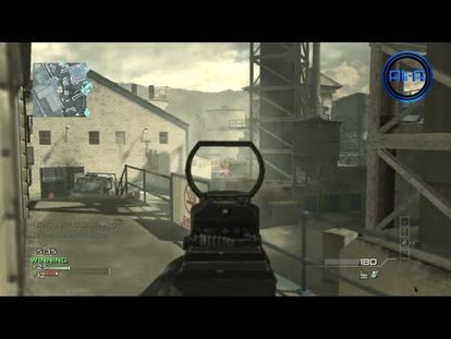 New! MW3 EROSION Face Off Gameplay! - Modern Warfare 3 New