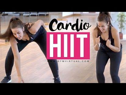 rutina de cardio para adelgazar rapido gym virtual