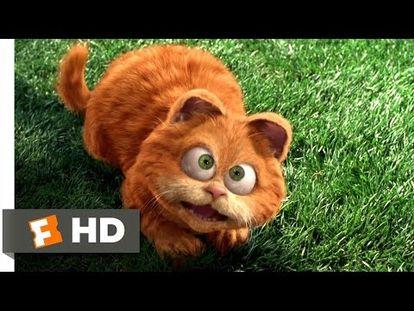 Garfield 2 5 Movie Clip Odie Saves Garfield 2004 Hd 00 00 2 42 Fri Apr 27 2018 8 11 14 Pm