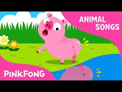 Animal Songs | PINKFONG Songs For Children