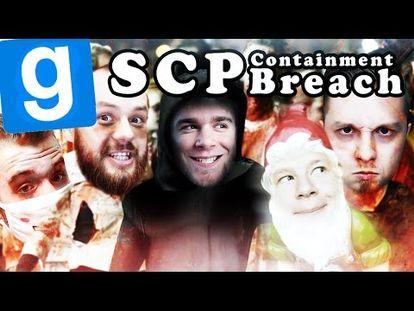NAJWIĘKSZA UCIECZKA ZOMBIE! | SCP: Containment Breach [#46] Garrys